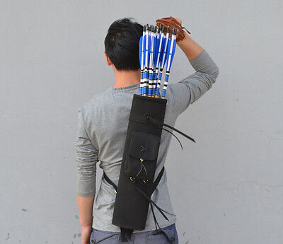 """21"""" Back Quiver/Bow/Pot  Archery 3 Point Harness Waterproof  arrows Accessories"""