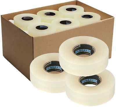 Renfrew Hockey Shin Guard Clear Tape - Case of 36 Rolls 24MM X 30M