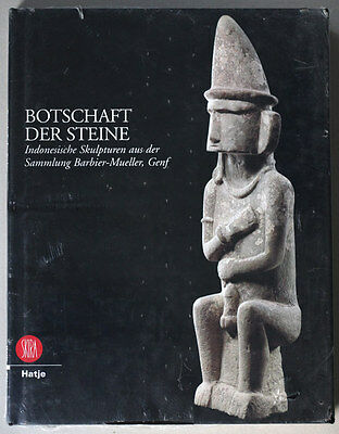 Messages in stone INDONESIA megalithic cultures, Barbier Mueller Collection book