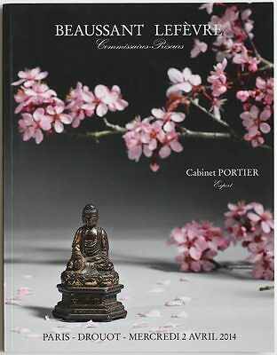 Asian Art 2014 Paris DROUOT auction catalogue