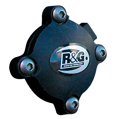 R&G Racing Right Hand Clutch Cover For Triumph 2010 Daytona 675 ECC0099BK