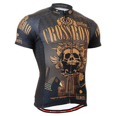 FIXGEAR CS-2702 Men s Short Sleeve Cycling Jersey Bicycle Apparel Roadbike  MTB fbdb8ee80