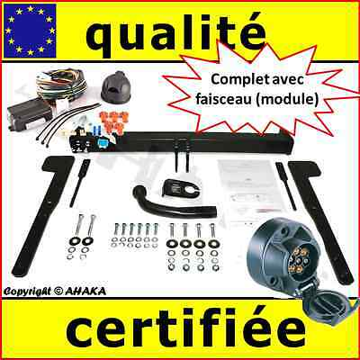 ATTELAGE Ford S-Max 2006-2015 + faisceau 7 broches / neuf / complet