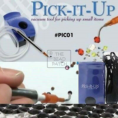 Beadsmith Pick It Up - Choose : Pick It Up Tool -Or- Replacement Parts