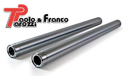 Suzuki SV1000 Chrome Fork Tube / Stanchion / Leg  (Pair)