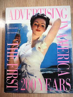 Advertisin In America The First 200 Years,1990,Ed.Abrams (INGLES)