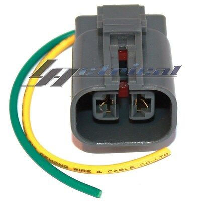 REPAIR PLUG HARNESS 2 WIRE PIGTAIL CONNECTOR Fits ELANTRA SONATA ACCENT SCOUPE