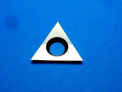 Triangle Shape Carbide Cutter Insert For Wood and Woodturning, AZcarbide