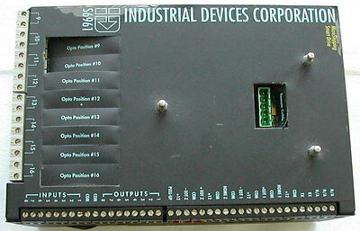 Industrial Devices Corporation One Axis Micro Stepping Smart Drive S6961