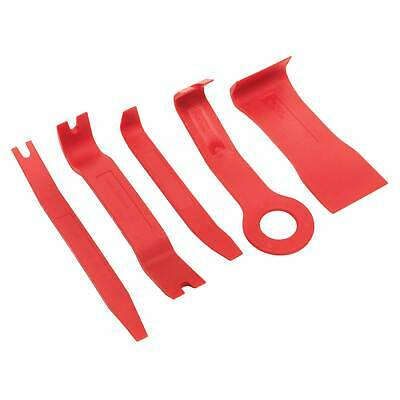 Sealey Trim Removal Tool 5 Piece Set - Trim Removal Tools - Hard Wearing Plastic