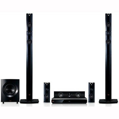 Lg bh6820sw 5.1 channel home theater system online, klipsch 5.0-channel  quintet home theater system 7.1, cara memasang home theater ke tv lcd