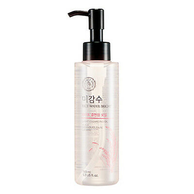 THE FACE SHOP Rice Water Bright Cleansing Light Oil 150ml Renewal Free gifts