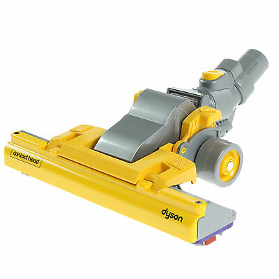 Dyson DC08 Vacuum Hoover Cleaner Contact Head Steel Yellow Floor Tool Genuine