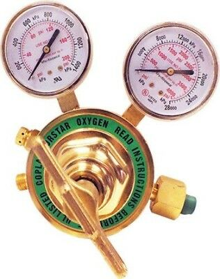 Norstar Heavy Duty Regulator, Style 450- Oxygen