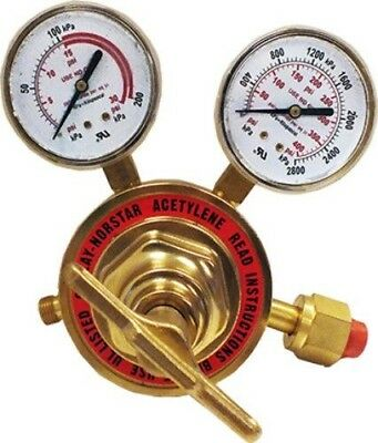 Norstar Heavy Duty Regulator, Style 450- Acetylene CGA510
