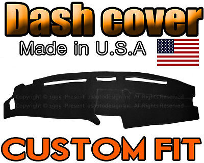 fits 2008-2016  FORD F250  DASH COVER MAT DASHBOARD PAD CHARCOAL  GREY