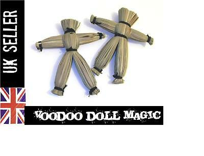 VOODOO DOLL  (moving doll in your palm) spooky magic