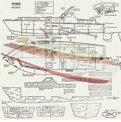 Release sauceboat plans gravy boat Plan Resources and free CAD boat ...