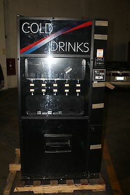 Working Royal Vendor Rvdve650-10 Vending Machine With Keys