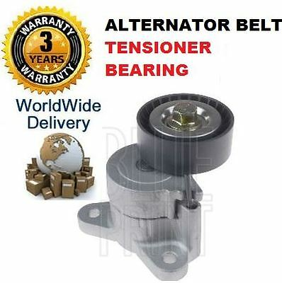 For Jeep Compass Patriot 2.4 2006--> Auxiliary Alternator Fan Tensioner Bearing