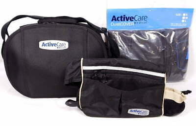 Lot 3 Activecare Mobility Scooter Accessories-Dustcover,Messenger Bag & Oval Bag
