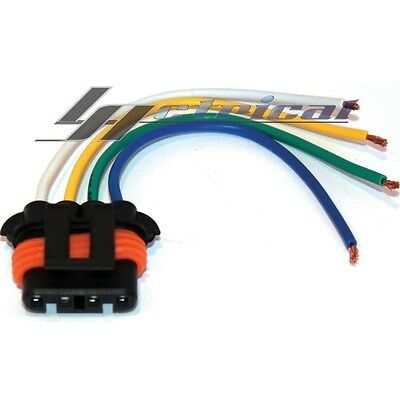 repair plug harness 4-wire pigtail connector fits chevy malibu 3 5 3 9l v6  06