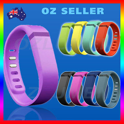 Replacement Band Wristband Bracelet with Metal Clasp for FITBIT FLEX