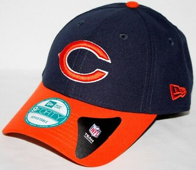 sports shoes e70f9 2c402 Chicago Bears New Era 9Forty NFL The League Adjustable Hat - 2 Tone