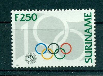 Olympic Committee Centenary Suriname 1984