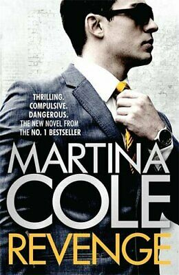 Revenge: A pacy crime thriller of violence and vengeance by Cole, Martina Book