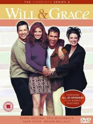Will and Grace: The Complete Series 4 DVD (2004) Woody Harrelson