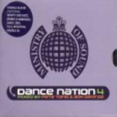 Various : Dance Nation Part 4 CD Value Guaranteed from eBay's biggest seller!