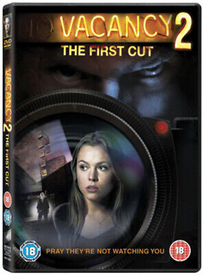 Vacancy 2 - The First Cut DVD (2009) Agnes Bruckner