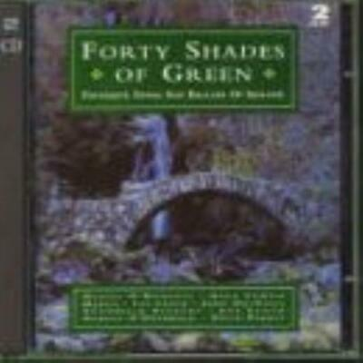 Forty Shades of Green CD (1997) Value Guaranteed from eBay's biggest seller!