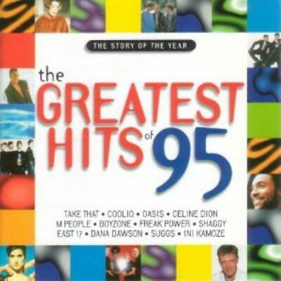Various : Greatest Hits of 1995 CD Value Guaranteed from eBay's biggest seller!