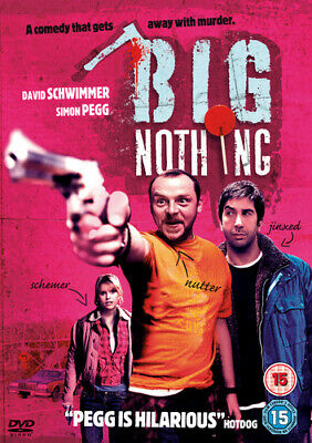 Big Nothing DVD (2007) Simon Pegg