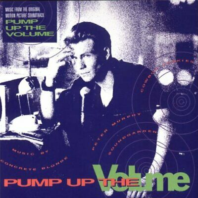 Various : Pump Up the Volume CD