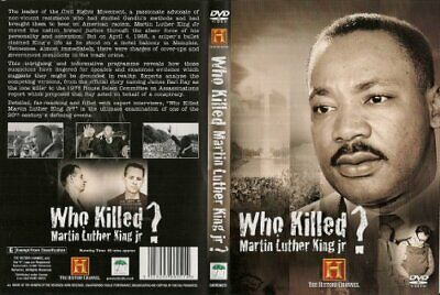 Who Killed Martin Luther King jr? DVD