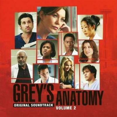 Various Artists : Grey's Anatomy Vol. 2 CD (2007) Expertly Refurbished Product