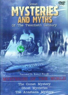 Mysteries and Myths - Great Mysteries of DVD Incredible Value and Free Shipping!