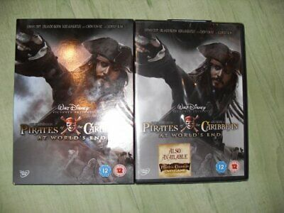 Pirates of the Caribbean : At Worlds End DVD