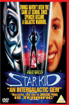 Star Kid DVD (2007) Joseph Mazzello