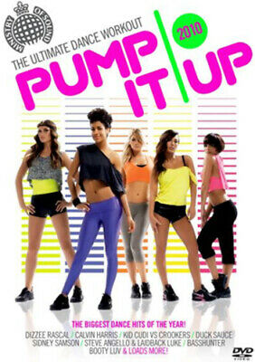 Ministry of Sound's Pump It Up: The Ultimate Dance Workout 2010 DVD (2009)