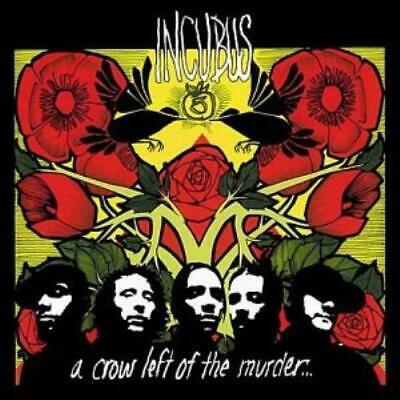 Incubus : A Crow Left of the Murder... [CD + DVD] CD