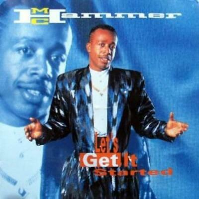 MC Hammer : Lets get it started CD