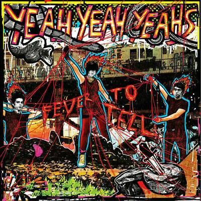 Yeah Yeah Yeahs : Fever to Tell (Uk Edition) CD (2003)