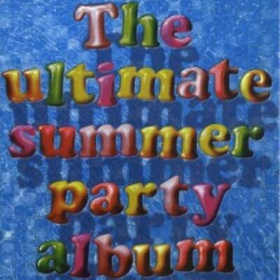 Various Artists : The Ultimate Summer Party Album CD FREE Shipping, Save £s
