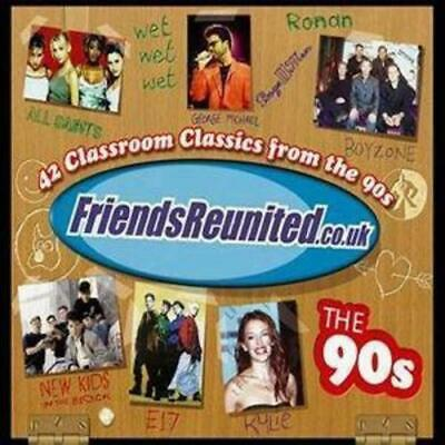 Various Artists : Friends Reunited - The 90s CD (2003)
