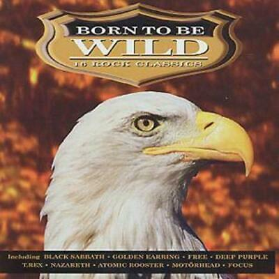 Various Artists : Born to Be Wild CD (2002) Incredible Value and Free Shipping!
