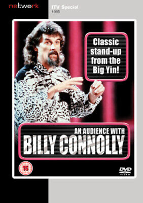 Billy Connolly: An Audience with Billy Connolly DVD (2007) Alasdair MacMillan
